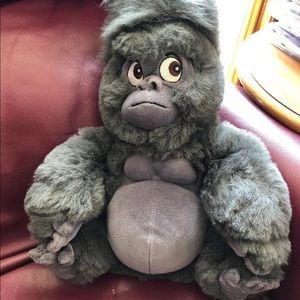 "Disney Store Exclusive Plush Terk (Tarzan) 14"""